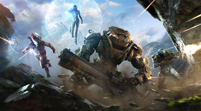 Check out Anthem's first mission
