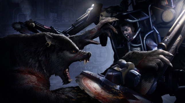 Reveal trailer for Werewolf: The Apocalypse – Earthblood is all kinds of cool
