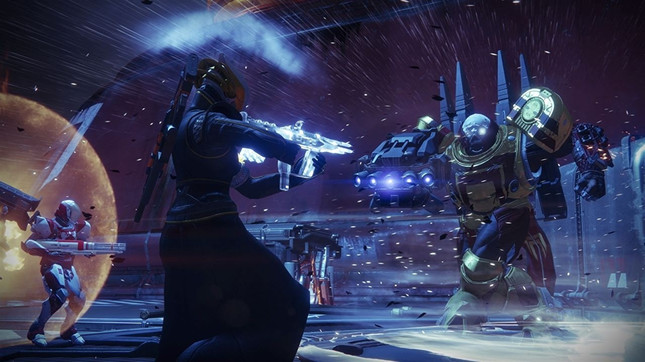 Destiny 2's first DLC will send players closer to the sun