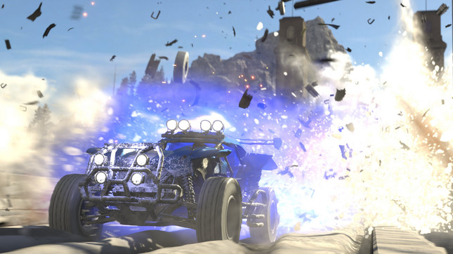 Codemasters taps Motorstorm devs for gravity-defying arcade racer Onrush