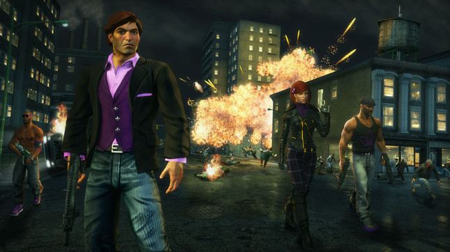 Saints Row: The Third coming to Switch in May