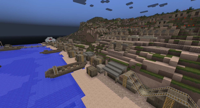 Students build Gallipoli in Minecraft for museum commemoration