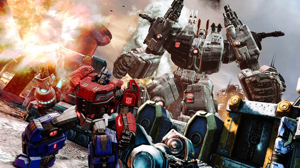 Transformers: Rise of the Dark Spark coming this year