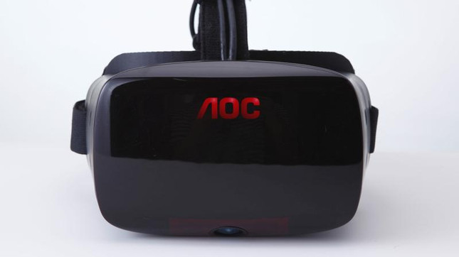 AOC enters the VR realm with its own headset