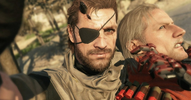 MGSV Online and FOB modes live, with paid insurance