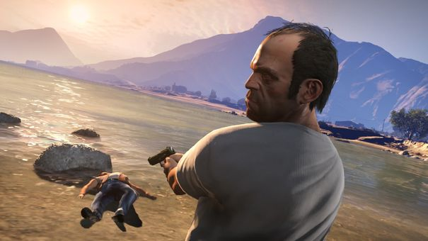 Grand Theft Auto V dated, later than expected