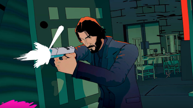 John Wick Hex releasing October 8