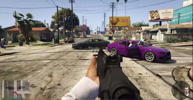 "GTA V ban ""flies in the face of everything that free society's based on"""