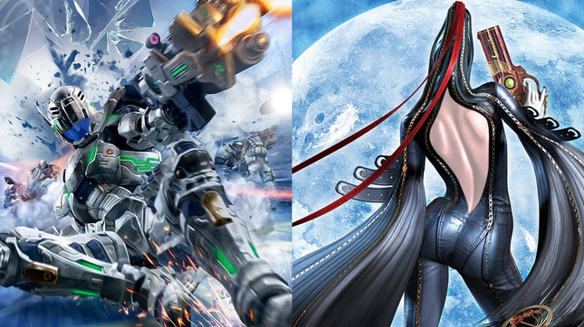 Bayonetta and Vanquish bundle releasing next year