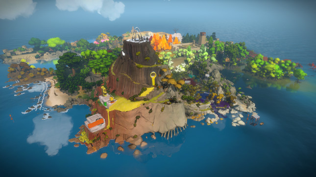 The Witness will be patched to prevent motion sickness