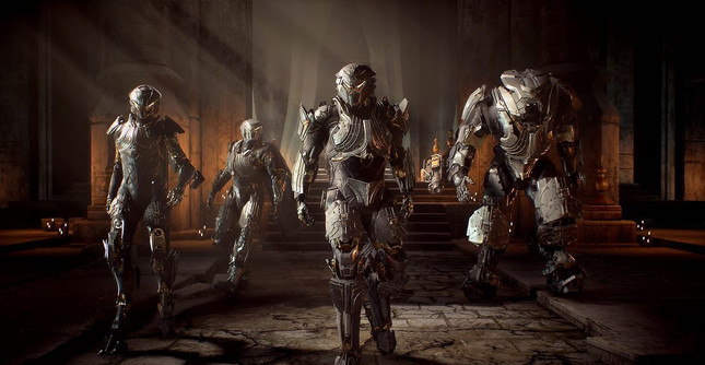 Anthem is getting a social space - but not at launch