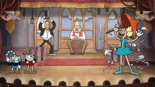 Here's why '30s jazz shooter Cuphead took so long to create