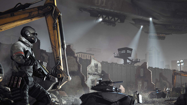 Homefront: The Revolution now expected in 2016