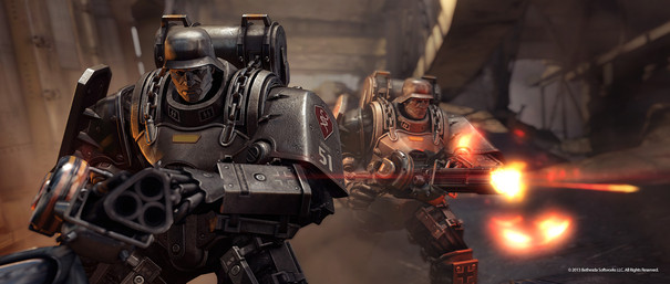 Wolfenstein dated, pre-orders get Doom beta access