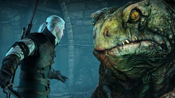 The Witcher 3's first major expansion hits next month