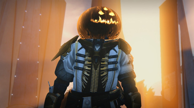 Destiny celebrates Halloween with in-game trick or treating