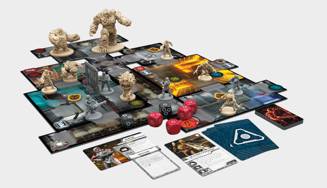 Doom's monsters turn to plastic and come to tabletops