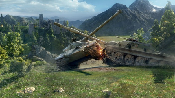"Wargaming ""not happy"" with Xbox Live Gold requirement for World of Tanks"