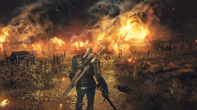 "Nvidia ""completely sabotaged"" Witcher 3's performance"
