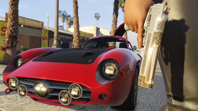 Rockstar: We aren't banning GTA V players for using single player mods