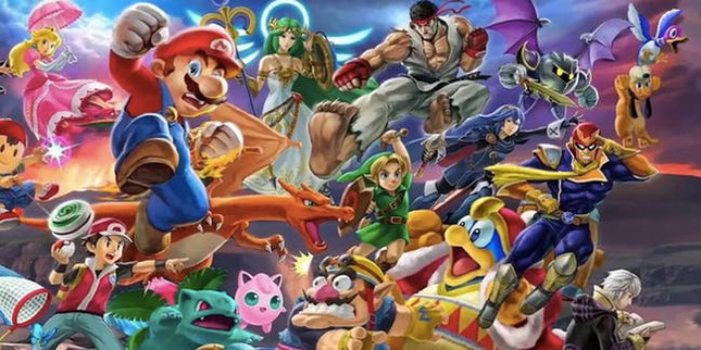 Watch Nintendo's Super Smash Bros. Ultimate Direct