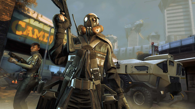 Free-to-play online shooter Dirty Bomb hits open beta