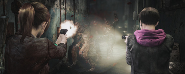 Local co-op added to Resident Evil: Revelations 2 on PC