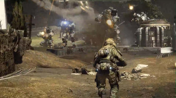 Titanfall beta for Xbox One and PC coming Valentine's Day