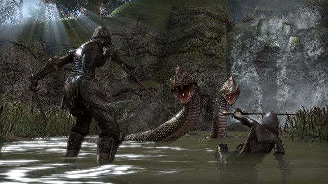 You can now play The Elder Scrolls Online without a sub