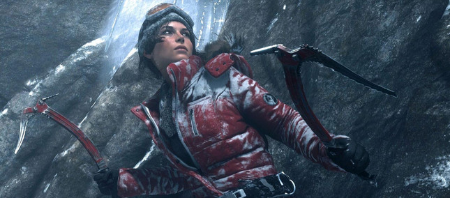 In Rise of the Tomb Raider the environment is the real enemy