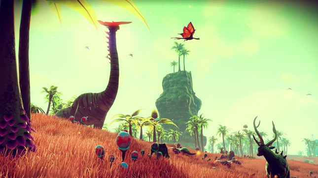 Steam cracks down on refunds for No Man's Sky