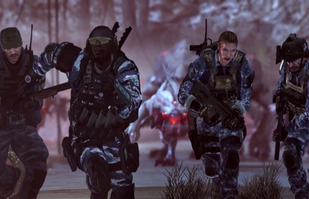 COD: Ghosts DLC kicks off Extinction narrative this month