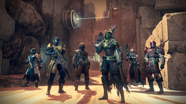Bungie bans Destiny PvP lag-switch cheaters - Gameplanet New