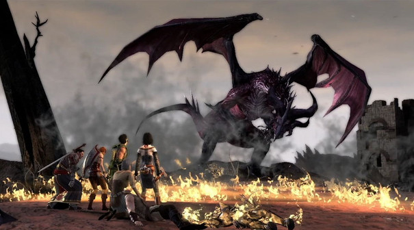 A half-hour of Dragon Age: Inquisition footage leaks