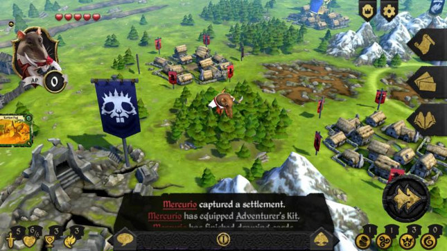 Aussie fantasy game Armello is coming to iOS this month
