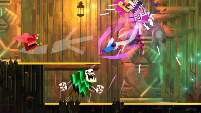 "Guacamelee! 2 announced: ""the ultimate luchador experience"""