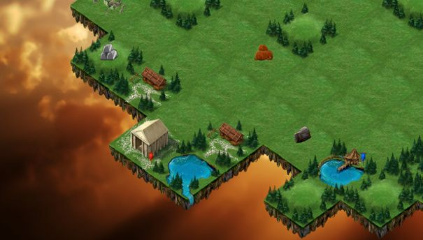 A Valley Without Wind studio announces turn-based god game