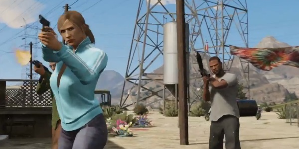 GTA V breaks more sales records, GTA Online fixes still underway