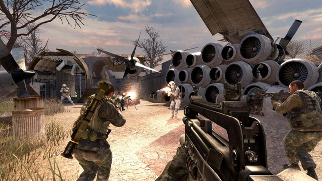 Modern Warfare 2 lead designer back at Infinity Ward
