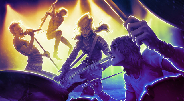 Rock Band 4's first six songs announced
