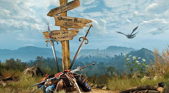 The Witcher 3's final free DLC is New Game Plus