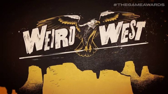 Weird West announced by WolfEye Studios at the Game Awards