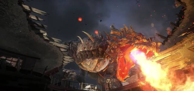 Black Ops III: Descent DLC brings dragons to CoD