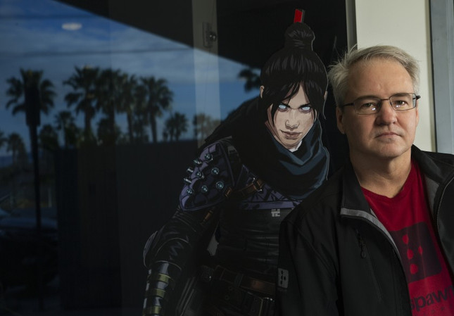 Respawn co-founder Vince Zampella to head DICE LA