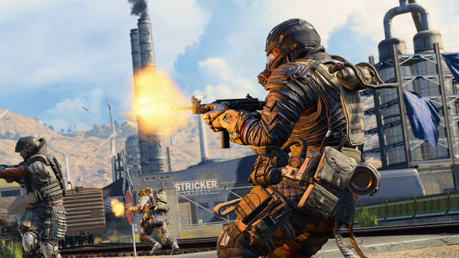 CoD physical sales continue to decline with Black Ops 4