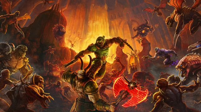 Doom Eternal pushed back to next year