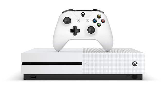 The sleeker, more advanced Xbox One S hits next month