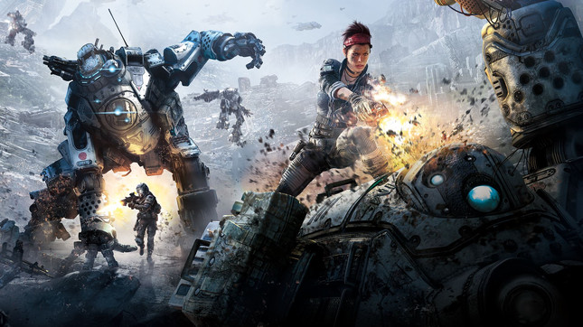 Titanfall 2 will have single player campaign, zero player TV series