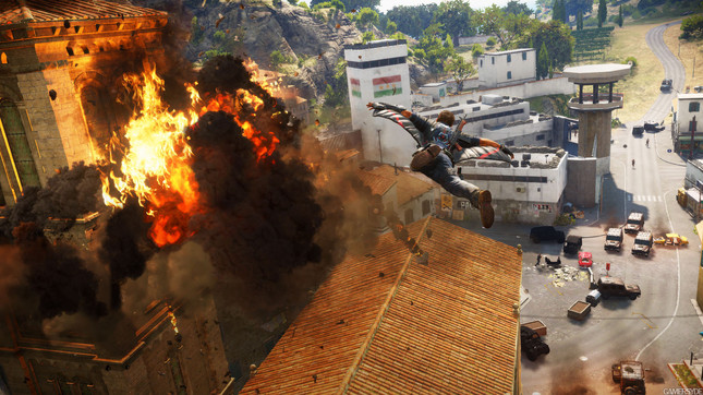 Avalanche addresses Just Cause 3 performance and gameplay issues