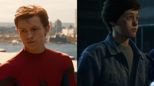 Uncharted film now stars Spider-Man Tom Holland as young Nathan Drake